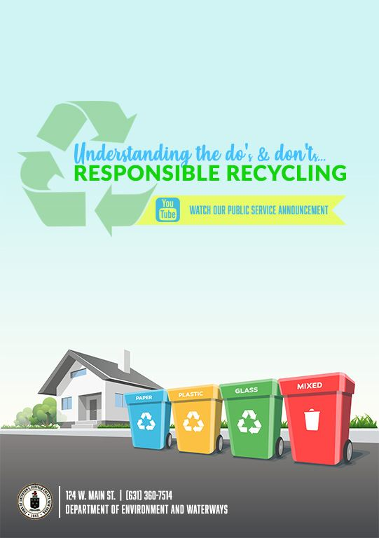 Refuse/Recycling Calendar | Smithtown, NY   Official Website