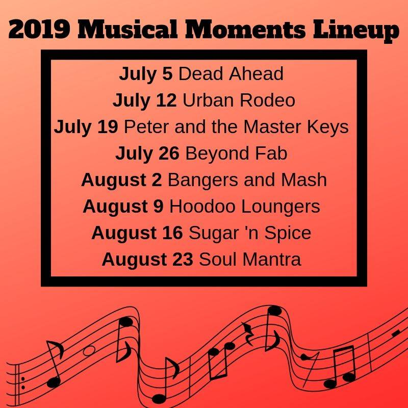 musical moments kings park 2019