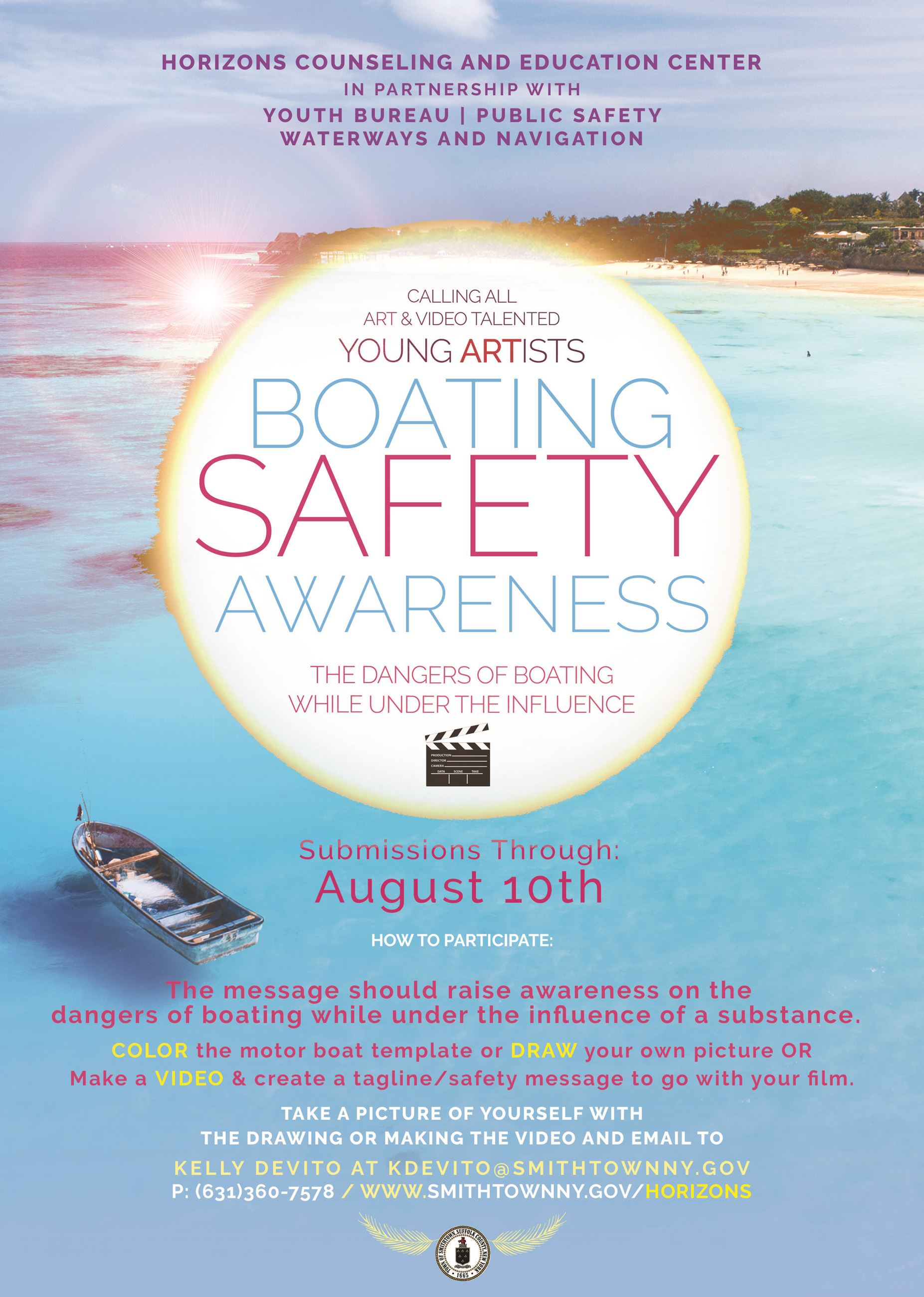 Boat Safety Campaign