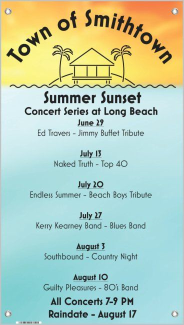 Long Beach Concerts 2018